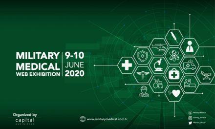Military Medical Webex fuarı, 9-10 Haziran 2020'de gerçekleştirildi.