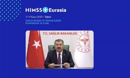HIMSS + EURASIA SAĞLIK BİLİŞİMİ VE TEKNOLOJİLERİ KONFERANSI VE FUARI BAŞARIYLA TAMAMLANDI
