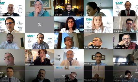 2020 TÜSAP Zirvesi Sağlık Otoritelerinin Katılımı İle Başarıyla Gerçekleşti