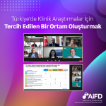 Hedefte Türkiye'nin klinik araştırmalarda bölge liderliği var